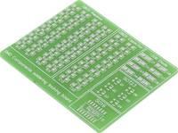 Kísérletező panel, TRU COMPONENTS PCB-SMD625016 TRU COMPONENTS