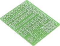 Kísérletező panel, TRU COMPONENTS PCB-SMD665316 TRU COMPONENTS