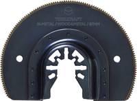 TOOLCRAFT TO-4985403 Bimetál Szegmens fűrészlap 1 db 87 mm 1 db TOOLCRAFT
