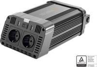 Inverter 1200 W 12 V/DC - 230 V/AC, Technaxx TE16  Technaxx