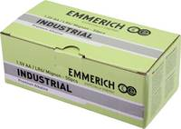Ceruzaelem Alkáli mangán Emmerich Industrial LR06 (ER-6650456) Emmerich