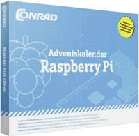 Adventi naptár Conrad Adventskalender Raspberry Pi® Conrad