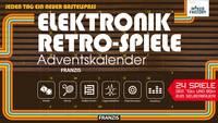 Adventi naptár MAKERFACTORY Elektronik Retro-Spiele    MAKERFACTORY