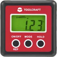 Digitális szögmérő, Toolcraft TO-4988565 TOOLCRAFT