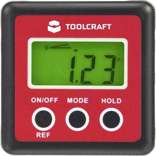 Digitális szögmérő, Toolcraft TO-4988565