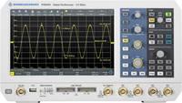 Rohde & Schwarz RTB2K-104 Digitális oszcilloszkóp 100 MHz 4 csatornás 1.25 GSa/mp 10 Mpts 10 bit Digitális memória (DSO Rohde & Schwarz