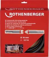 Rothenberger 72433 Csőtisztító tengely 230 cm Átmérő 16 mm Rothenberger