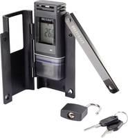 USB-s levegő hőmérséklet adatgyűjtő, falitartó konzollal -30-től +60 °C-ig VOLTCRAFT DL-200T VOLTCRAFT