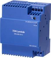 TDK-Lambda DRL-100-24-1 Kalapsínes tápegység 24 V 3.67 A 100.8 W TDK-Lambda