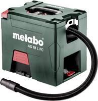 Metabo AS 18 L PC 602021850 Száraz porszívó Készlet 7.50 l Akku nélkül, L minőséítésű porszívó osztály Metabo