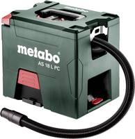 Metabo AS 18 L PC 602021000 Száraz porszívó Készlet 7.50 l 2 akkuval, L minőséítésű porszívó osztály (602021000) Metabo