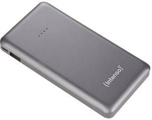 Powerbank Intenso Slim S 10000 LiPo 10000 mAh, szürke Intenso