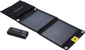 Power Traveller Powerbank Sport 25 Solar Kit PTL-SPK025 Napelemes akkutöltő Töltőáram napelem (max.) 1400 mA 7 W Kapacit Power Traveller