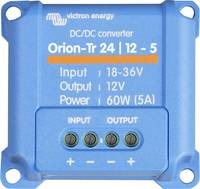 Feszültség átalakító inverter DC/DC bem: 18-35 V, kim: 12,5 V 7 A 60 W, Victron Energy Orion-Tr 24/12-5 Victron Energy