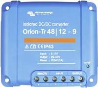 Victron Energy Orion-Tr 48/12-9A DC/DC gépjármű feszültségváltó 32...70 V - 12 V/DC/12.5 A 120 W (ORI481210110) Victron Energy