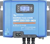 Victron Energy SmartSolar MPPT 250/100-MC4 Napelem töltésszabályozó MPPT 12 V, 24 V, 48 V 100 A (SCC125110310) Victron Energy