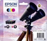 Epson Tinta kombicsomag T02V64, 502 Eredeti (C13T02V64010) Epson