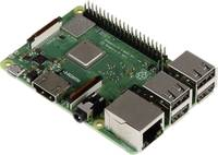 Raspberry Pi® 3 B+ 1 GB 4 x 1.4 GHz Raspberry Pi® Raspberry Pi®