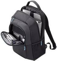 """Dicota Notebook hátizsák Spin Backpack 14-15.6 Alkalmas: Max.: 39,6 cm (15,6"""") Fekete, Kék Dicota"""
