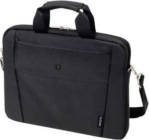 "Dicota Notebook táska Tasche / Notebook / Slim Case BASE / 15- Alkalmas: Max.: 39,6 cm (15,6"") Fekete Dicota"