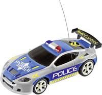 Mini rendőrautó, RC kezdő autómodell, 2 WD, 27 MHz, Revell Control 23559 Revell Control