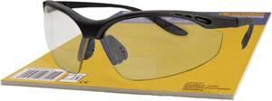 L+D Upixx LETTURA Bifocal 26702SB-3,5 Védőszemüveg Fekete DIN EN 166 L+D Upixx
