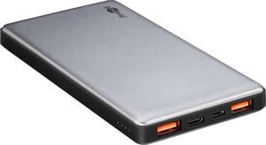 Goobay 10.0 QC 3.0 Powerbank LiPo 10000 mAh 59821 (59821) Goobay