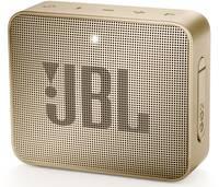 Hordozható hangfal, bluetooth, AUX, kihangosító funkció, kültéri, vízálló, JBL-Go2 JBL