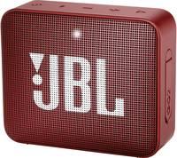 JBL Go2 Bluetooth hangfal AUX, Kihangosító funkció, Kültéri, Vízálló Piros JBL