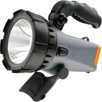 Ampercell 02701 Akkus kézi fényszóró AM 2701 LED Szürke-fekete LED 12 óra (02701) Ampercell