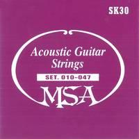 MSA Musikinstrumente Westerngitár készlet SK 30 010-047 MSA Musikinstrumente