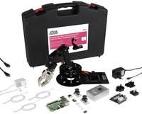 RB-RoboSet R3B+ MF 1 GB 4 x 1.4 GHz Robotkarral, Kontrollerrel, Hűtőbordával, Tápegységgel, HDMI kábellel, Noobs OS-sel MAKERFACTORY