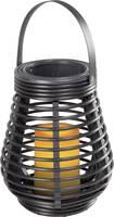 Dekorációs világítás LED 0.6 W Borostyán Polarlite Rattan 180 Sötétbarna (PL-8375075) Polarlite