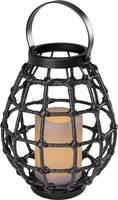 Dekorációs világítás LED 0.06 W Borostyán Polarlite Rattan 230 PL-8375090 Sötétbarna (PL-8375090) Polarlite