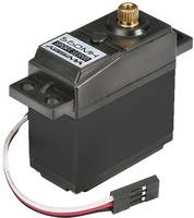 Absima Standard szervó S60MH Analóg szervó Hajtómű anyag: Fém Dugaszoló rendszer: JR Absima