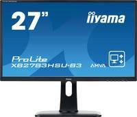 Iiyama ProLite XB2783HSU LED monitor (felújított) 68.6 cm (27 coll) 1920 x 1080 pixel Full HD 4 ms HDMI™, Kijelző csatl Iiyama