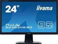 Iiyama ProLite B2483HS LED monitor (felújított) 61 cm (24 coll) EEK A (A+++ - D) 1920 x 1080 pixel Full HD 1 ms HDMI™, K Iiyama