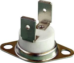 Thermorex TK24-T02-MG01-Ö140-S130 Bimetál kapcsoló 250 V 16 A Nyitó hőmérséklet ± 5°C 130 °C Zárási hőmérséklet 130 °C 1 Thermorex
