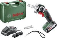 Bosch Home and Garden AdvancedCut 18 Akkus többfunkciós fűrész Akkuval, Hordtáskával 18 V 2.5 Ah Bosch Home and Garden