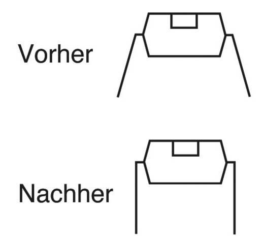 IC lábhajlító Tru Components Alkalmas 8 - 40 pólusú IC-khez