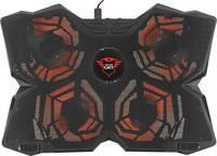 Trust GXT 278 Yozu Notebook állvány hűtő funkcióval Állítható magasság, Szabályozható ventilátor (20817) Trust