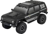 Reely Free Men Brushed 1:10 RC modellautó Elektro Crawler 4WD 100% RtR 2,4 GHz Reely