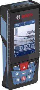 Bosch Professional GLM120C Prof. Lézeres távolságmérő Mérési tartomány (max.) 120 m Bosch Professional