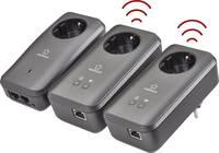 Renkforce PL600D WiFi Powerline WLAN hálózati készlet 500 Mbit/s (RF-3385558) Renkforce