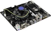 Számítógép tuning készlet Intel Core i3 (4 x 3.6 GHz)8 GB Intel UHD Graphics 630 Micro-ATX120 GB SSD-vel (RF-3386396) Renkforce