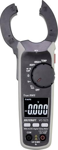 VOLTCRAFT VC-523 (ISO) Lakatfogó digitális Kalibrált: ISO CAT III 600 V Kijelző (digitek): 4000