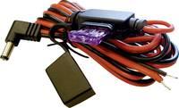 TRU COMPONENTS-Kisfeszültségű csatlakozóvezetékKisfeszültségű dugóKábel, nyitott végekkel TRU COMPONENTS