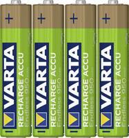 Mikroakku AAA NiMH Varta Endless Ready to Use 950 mAh 1.2 V 4 db (5.6683101404E10) Varta