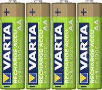 Ceruzaakku AA NiMH Varta Endless Ready to Use 1900 mAh 1.2 V 4 db Varta
