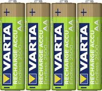 Ceruzaakku AA NiMH Varta Endless Ready to Use 2500 mAh 1.2 V 4 db (5.6686101404E10) Varta